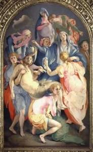 Pontormo, Deposizione, 1526-28